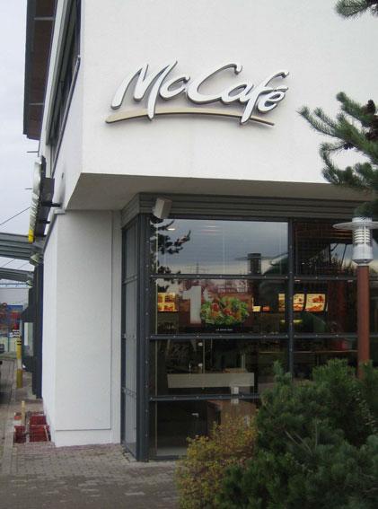 mcdonalds sinzheim
